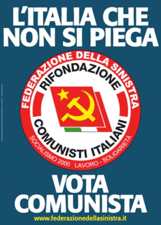 Prc se ceb bruxelles elezioni amministrative italia 2012 - Ufficio elettorale milano ...